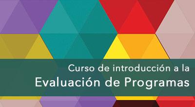 Curso de Introducción a la Evaluación de Programas