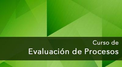 Curso de Evaluación de procesos